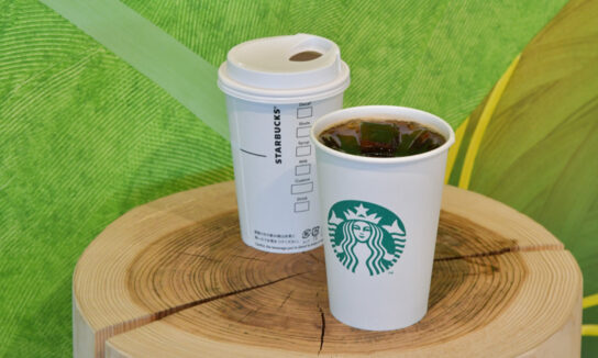 プラスチックカップを削減