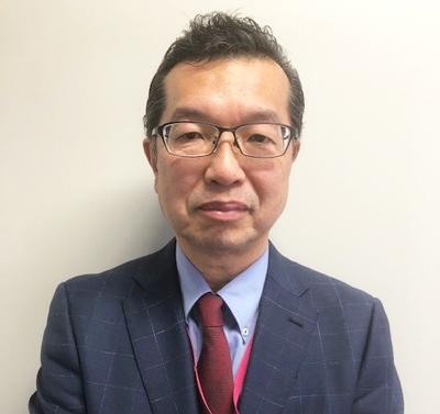 名倉稔博氏