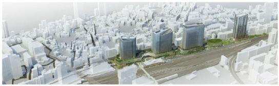 品川開発プロジェクト