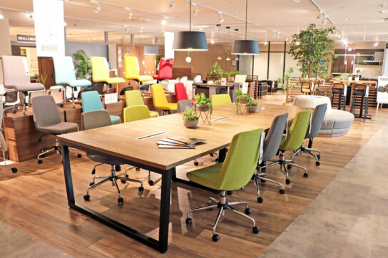 ニトリのオフィス家具