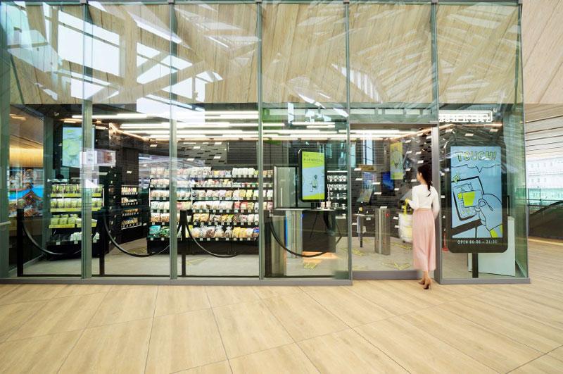 20200519ttg1 - 高輪ゲートウェイ駅/無人AI決済店舗「TOUCH TO GO」認識成功率90%