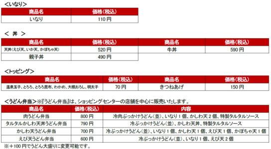 20200526m3 544x300 - 丸亀製麺/うどん・いなり・丼「持ち帰り」開始