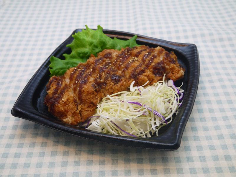 西友/国産ブランド「桜姫鶏」使用のチキンカツとカツ重