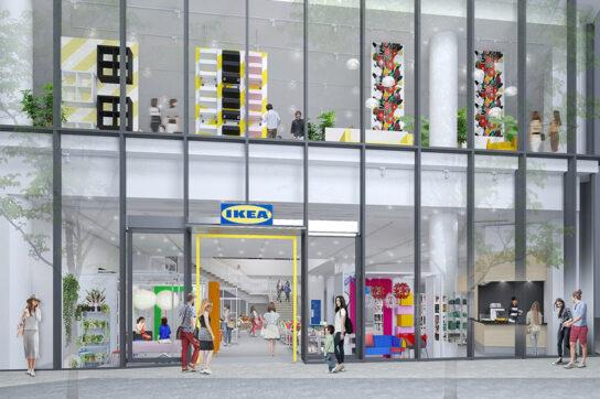 20200528ikea 544x362 - イケア/原宿に初の「都心型店舗」6月8日オープン