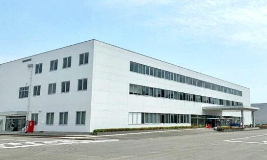 広島工場外観