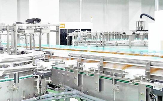 広島工場製造ライン