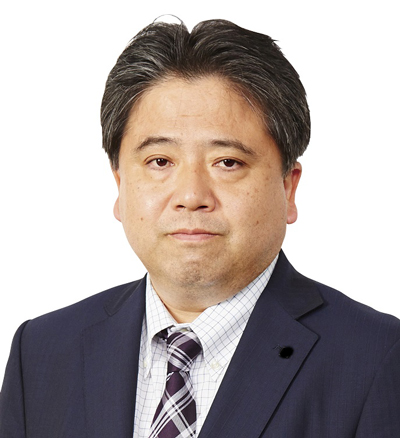 上田尚義氏