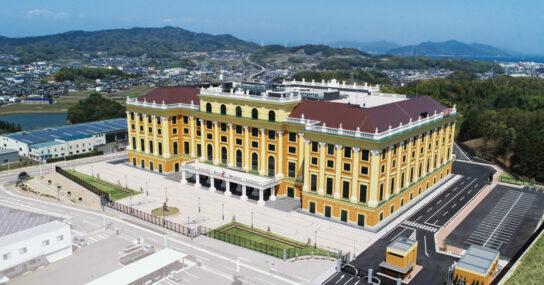 シェーンブルン宮殿工場