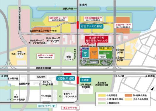 20200604sumi2 544x386 - 住友不動産/「ショッピングシティ 有明ガーデン」6月17日開業
