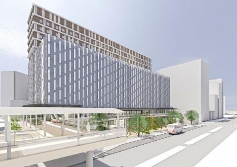 川越駅西口直結の複合施設「U_PLACE」