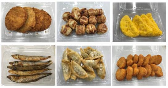 学校給食用惣菜を販売開始