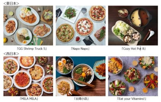 20200701wdi 544x345 - WDI/フードデリバリーに特化したゴーストレストラン「WE COOK」開始