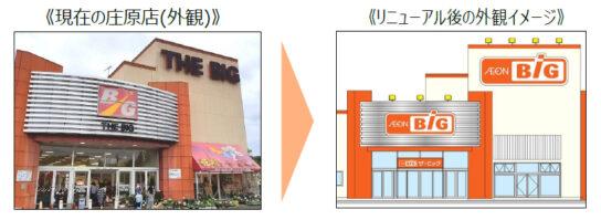 ザ・ビッグ庄原店