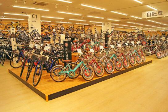 20200713royalhc2 544x362 - ロイヤルホームセンター/「戸田公園店」オープン自社最大の自転車売場