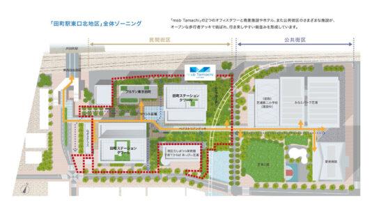 20200715msb2 544x304 - ムスブ田町/街区全体が竣工「タワーN」商業施設9月1日開業