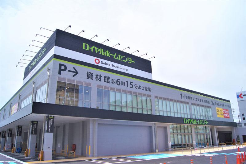 20200716toda 1 - ロイヤルホームセンター/自社最大330m2の自転車売場「戸田公園」出店