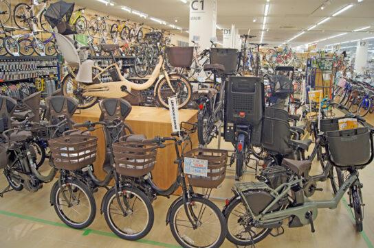 20200716toda 6 544x362 - ロイヤルホームセンター/自社最大330m2の自転車売場「戸田公園」出店