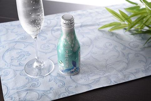 酒蔵の淡雪スパークリング