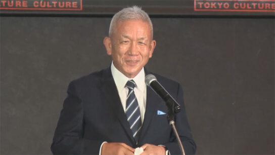 原田会長兼社長兼CEO