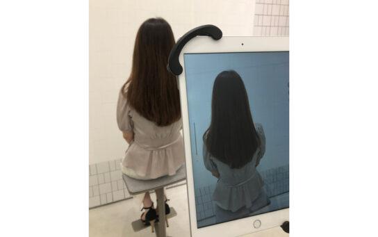 毛髪診断システム