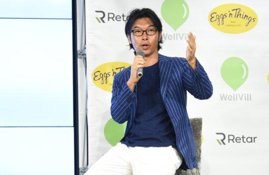 松田公太社長