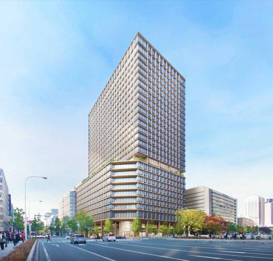 淀屋橋駅西地区再開発