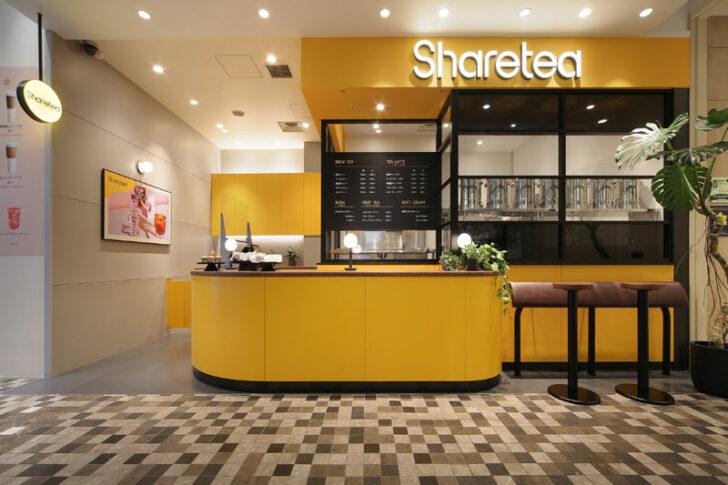 Sharetea日本1号店