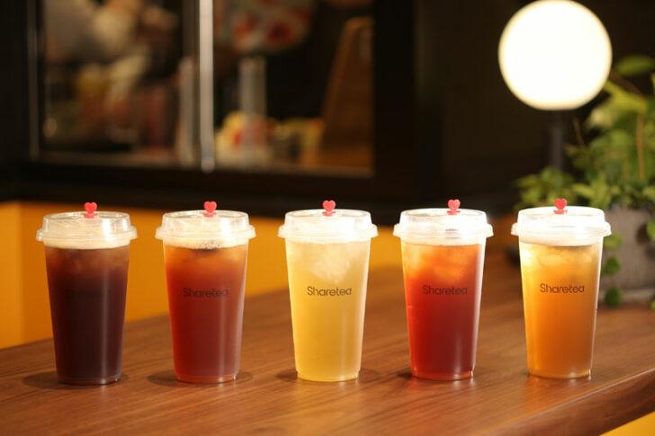 20200820sharetea3 728x485 - Sharetea/台湾茶専門店、日本1号店を新宿マルイに出店