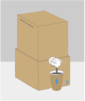 Blue Bottle Coffee Box