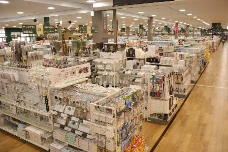 20200904cainz2 - カインズ/ライフスタイル特化したコンパクト型店舗「フォルテ秦野店」