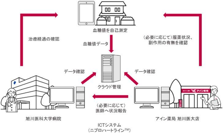 研究のイメージ図