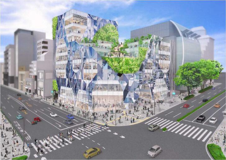20200907jingu1 728x515 - 東急不動産/神宮前六丁目地区第一種市街地再開発事業、2022年度竣工