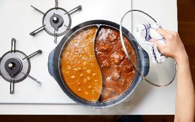多機能2食鍋