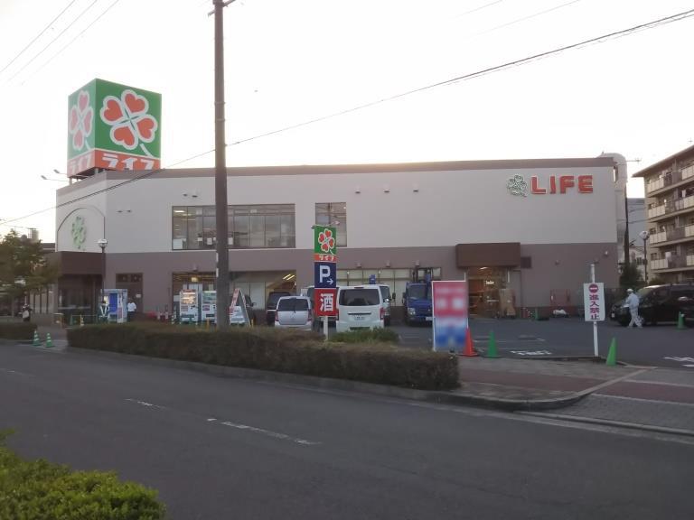 ライフ崇禅寺店