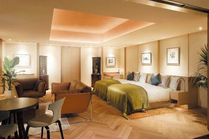 大塚家具の寝具の一例