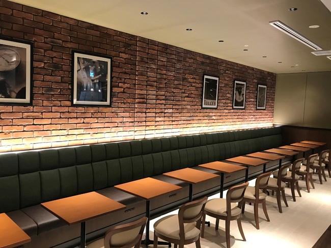 タリーズコーヒー 大阪新阪急ホテル店