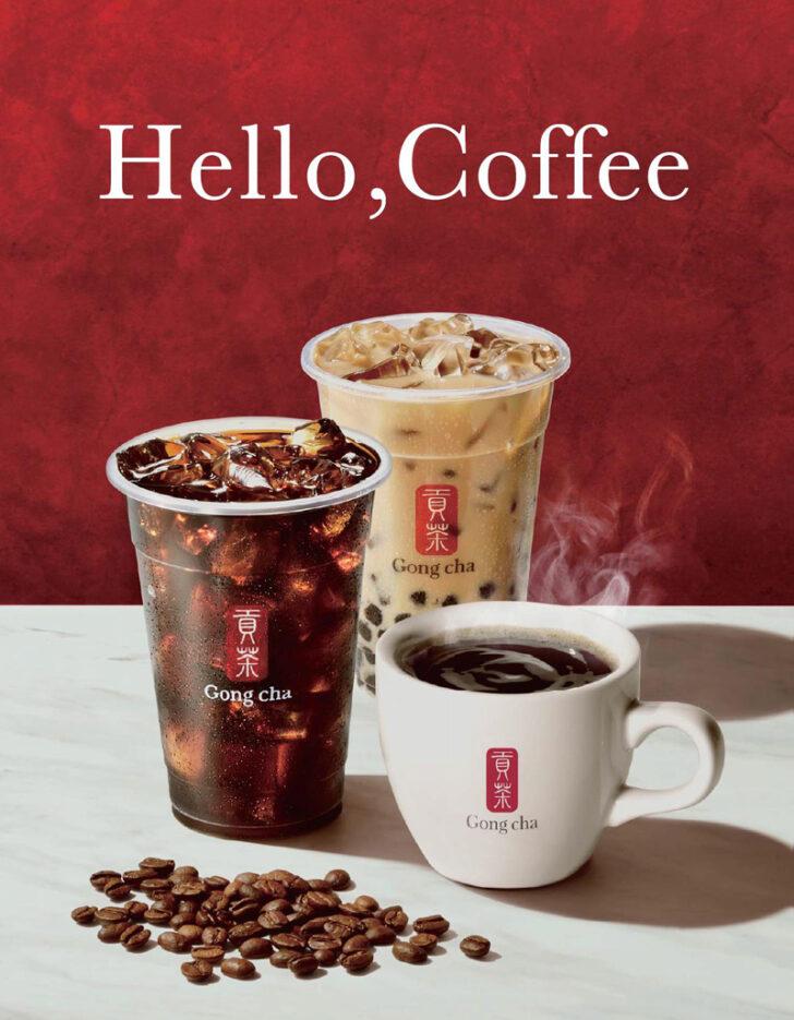 コーヒー販売の告知