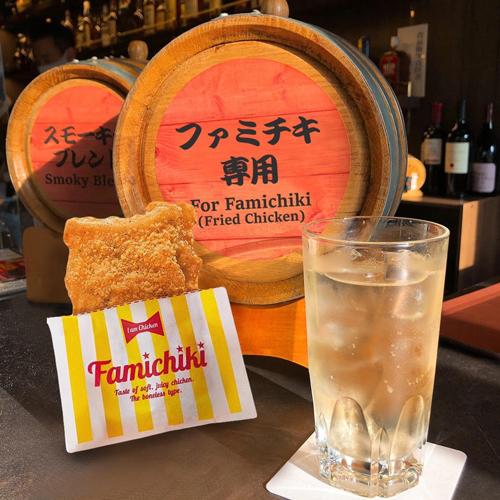 20201019fami2 - ファミリーマート京都駅前店/コンビニバー「お酒の美術館」オープン