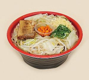 濃厚マシマシラーメン(ニンニク醤油)