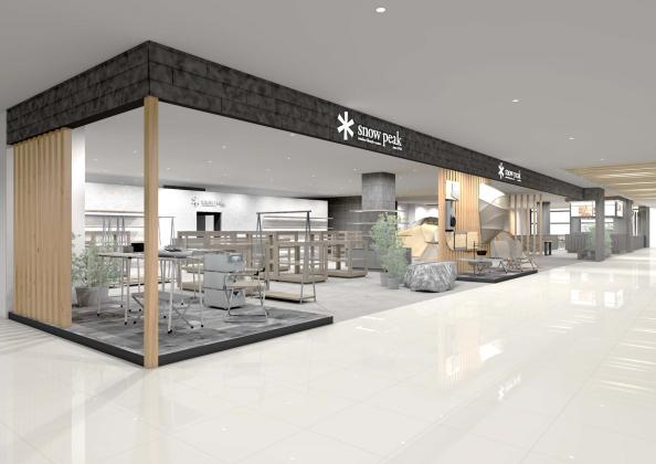20201028amyu1 - アミュプラザくまもと/2021年4月23日開業決定、スノーピーク飲食併設店も