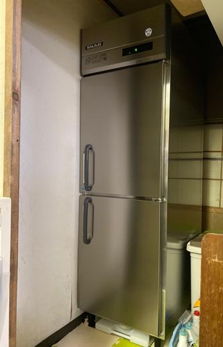 20201104fukusima2 - フクシマガリレイ/大阪府の子ども食堂へ冷蔵庫寄贈
