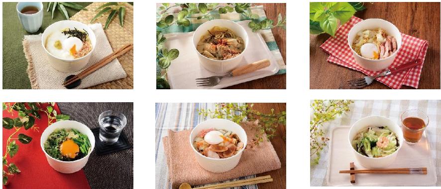 小容量のパスタ・麺類