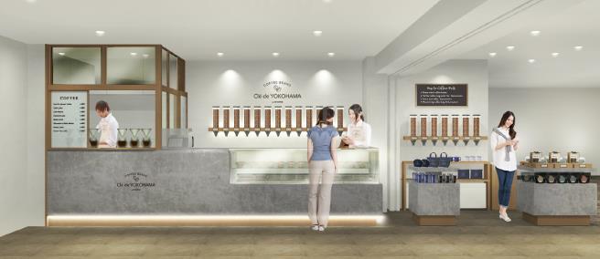 20201112ytakashimaya4 - 横浜高島屋/地下食料品フロア増床エリア第3期オープン