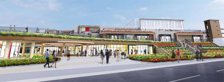 20201113mitui2 728x268 - 三井不動産/福岡市青果市場跡地に商業施設、2022年春開業