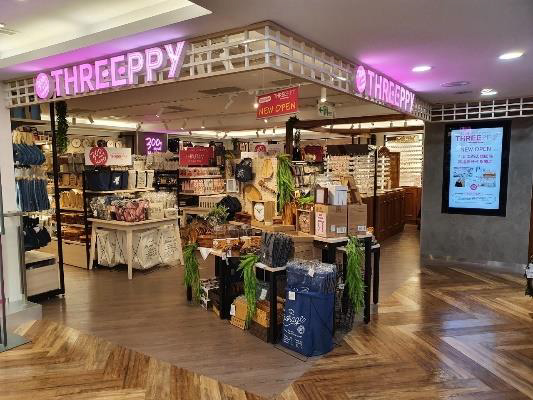 THREEPPY南西店