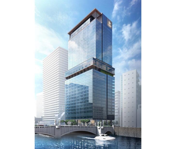 20210125m1 728x617 - 大阪三菱ビル/建替えでオフィス・ホテル・商業の複合施設に刷新