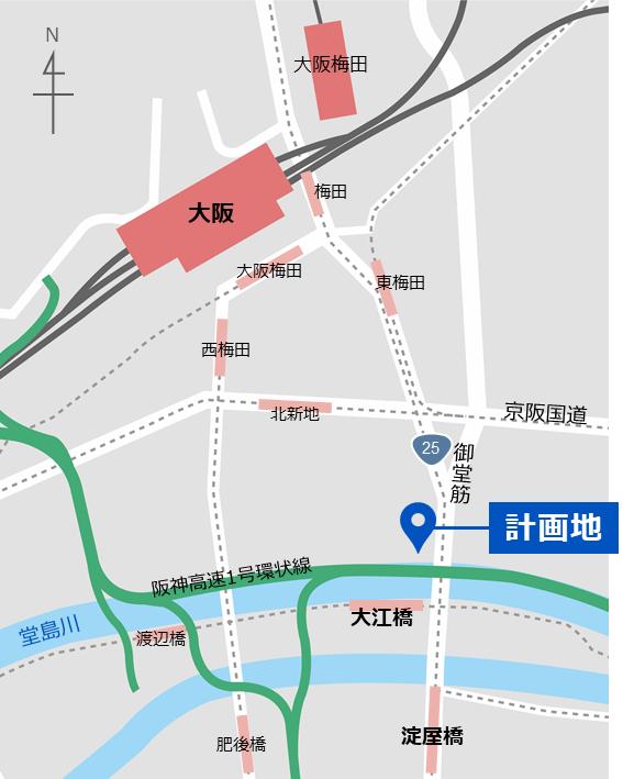 20210125m4 - 大阪三菱ビル/建替えでオフィス・ホテル・商業の複合施設に刷新