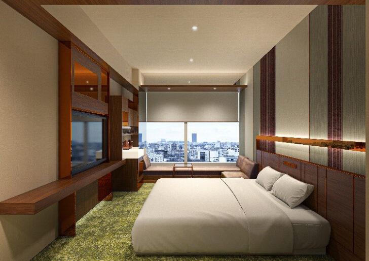 20210125m5 728x514 - 大阪三菱ビル/建替えでオフィス・ホテル・商業の複合施設に刷新