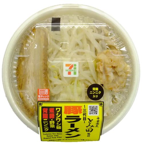 中華蕎麦とみ田監修 三代目豚ラーメン