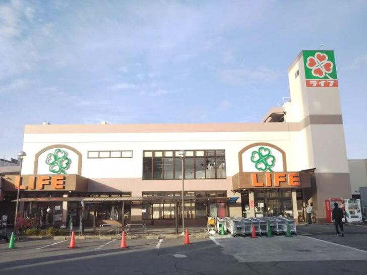 20210129l1 728x546 - ライフ/大阪市「横堤店」刷新、乳製品・デザートコーナー拡大